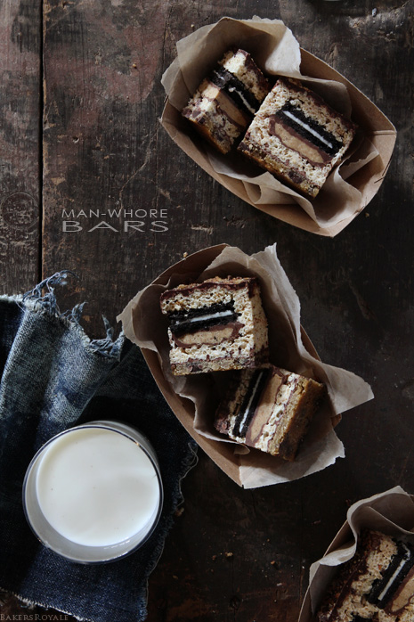 Man Whore Bars from Bakers Royale