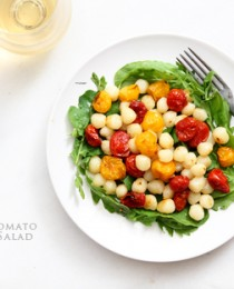 Roasted Tomato Gnocchi Salad from Bakers Royale2 210x260