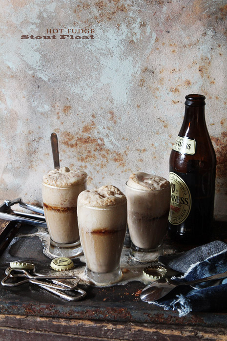 Stout Float via Bakers Royale