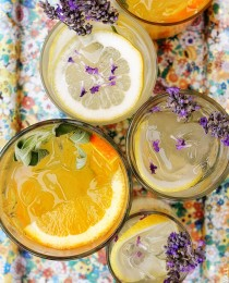 Copy of Citrus and Herb Vodka Tonics from BakersRoyale 210x260