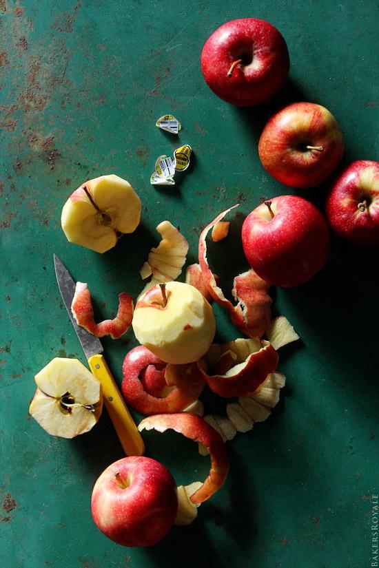 Peeling Apples I