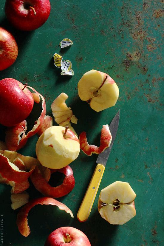 Peeling Apples II