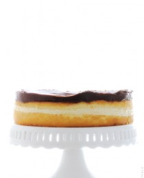 Boston Cream Pie via Bakers Royale