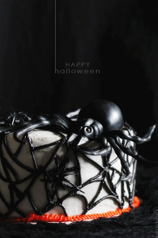 Halloween Cake via Bakers Royale