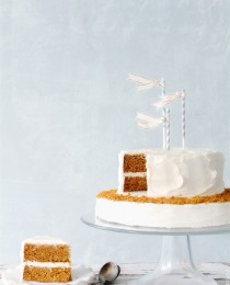 Pumpkin Spice Layer Cake from Bakers Royale