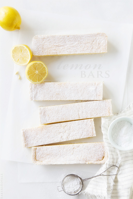 Lemon Bars by Bakers Royale5