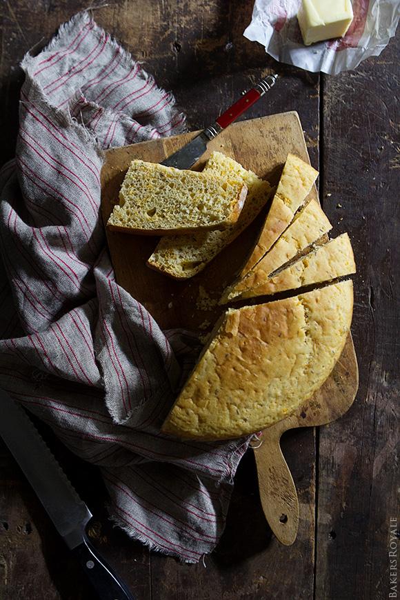 Irish Cheese Soda Bread