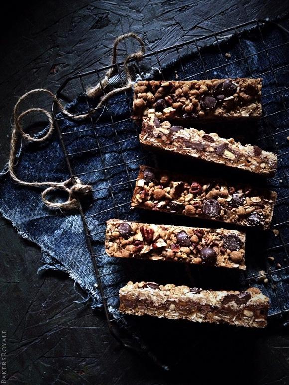 Caramel & Pecan Chocolita Bars