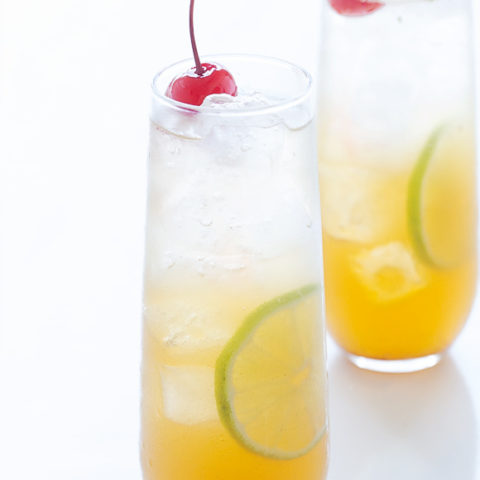 South-of-the-Border Tom Collins