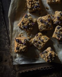 Gluten Free Blueberry Coffee Cake from Bakers Royale 210x260