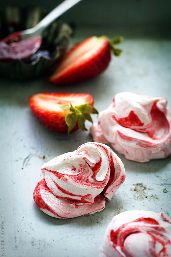Strawberry Meringue | Bakers Royale