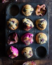 Blueberry Muffins by Bakers Royale 210x260