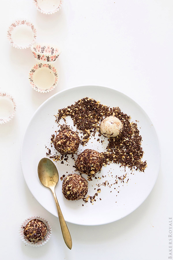 Kahlua Crunch Balls by Bakers Royale