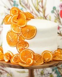 Honey Citrus Cake via Bakers Royale 210x260