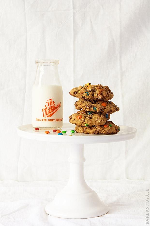 Holiday Cookie #4: Monster Cookies