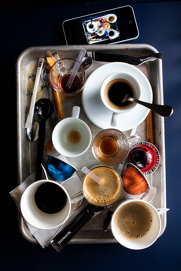 Coffee Testing