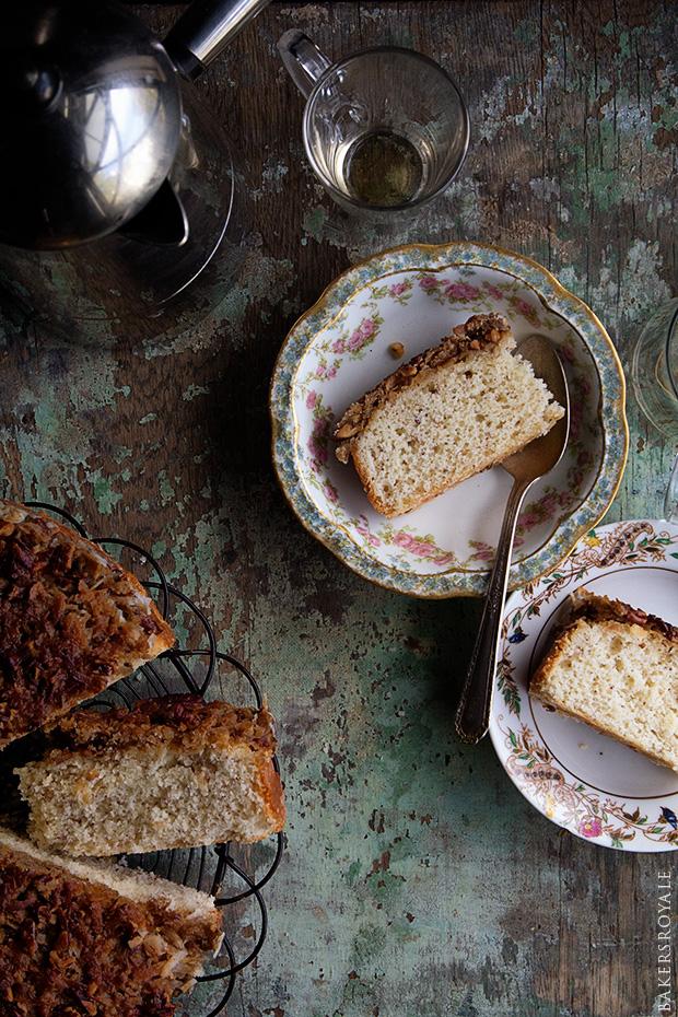 Make-ahead Coffee Cake