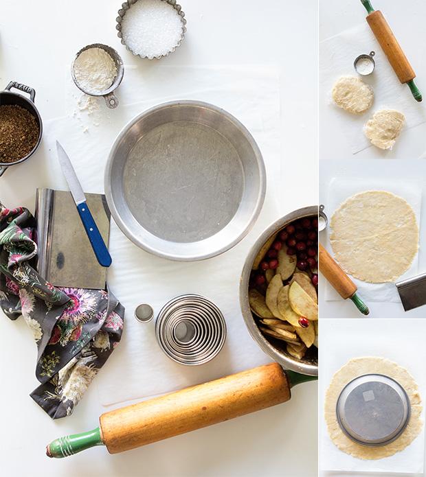 Pie Crust - Step 1 via Bakers Royale