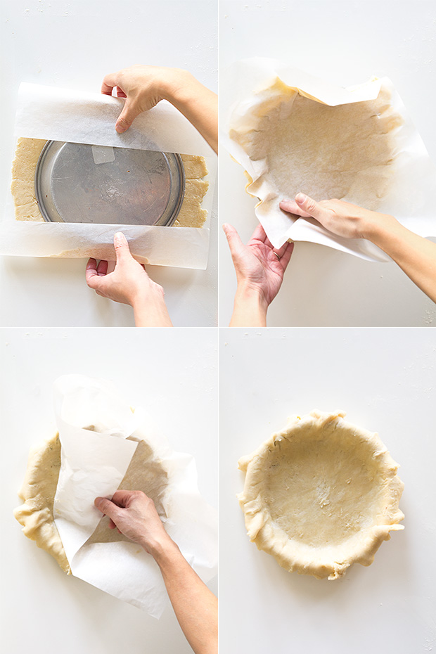 Pie Crust - Step 2 via Bakers Royale