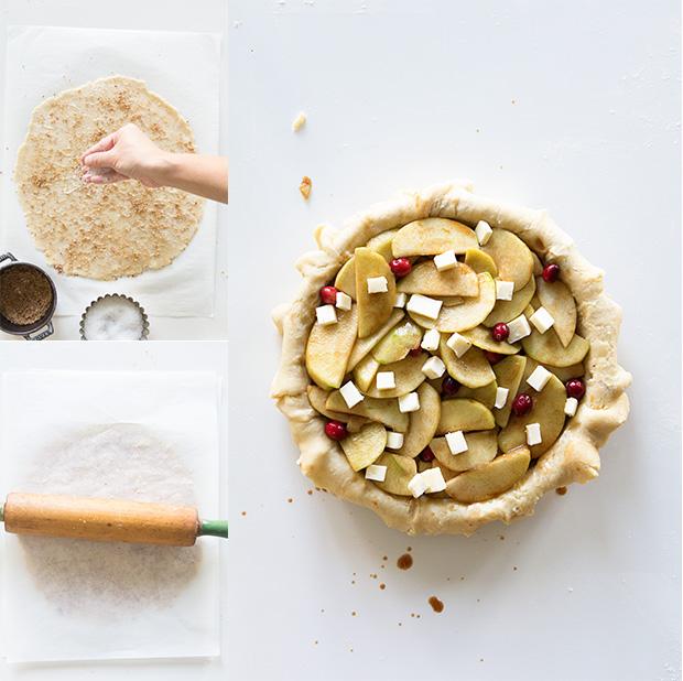 Pie Crust - Step 3 via Bakers Royale