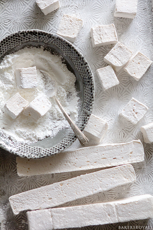 Kahlua Marshmallows by Bakers Royale