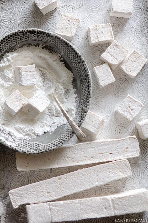 Kahlua Hot Chocolate Marshmallows by Bakers Royale