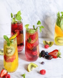 Fruit Mojitos | Bakers Royale