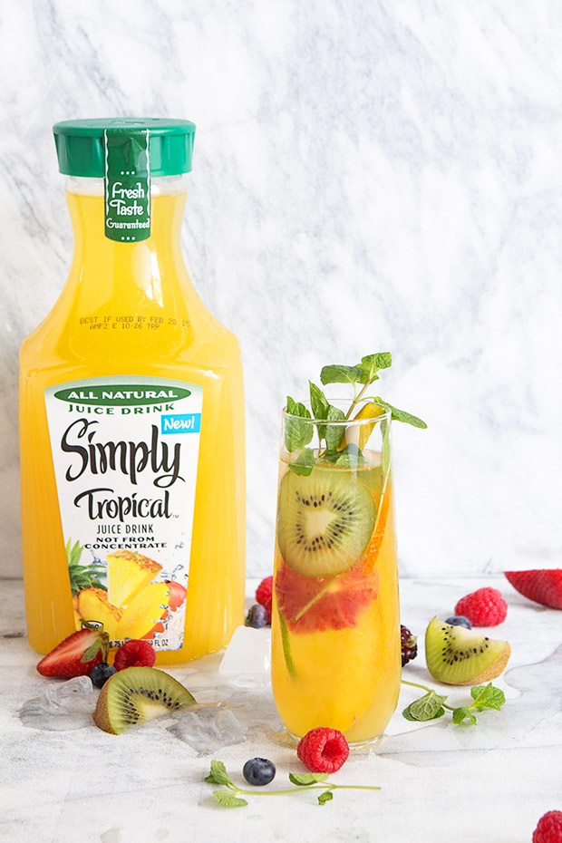 Tropical Mojito_Bakers Royale