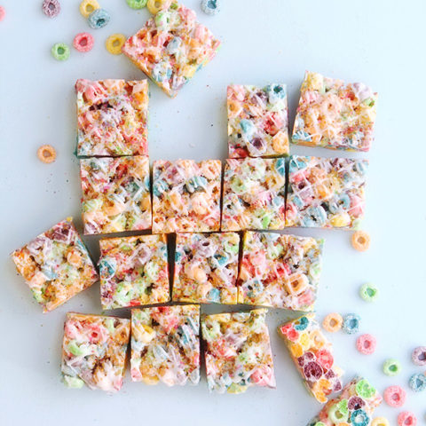 Cereal Marshmallow Bars