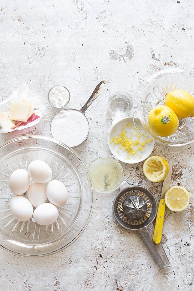 Lemon Ice Box Cake_Ingredients | Bakers Royale