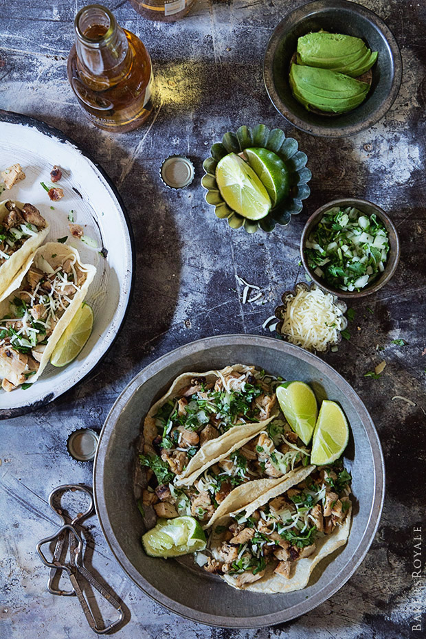 Street Tacos   Bakers Royale