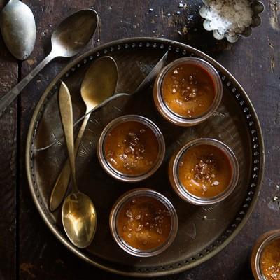 Butterscotch Pot de Creme | Bakers Royale