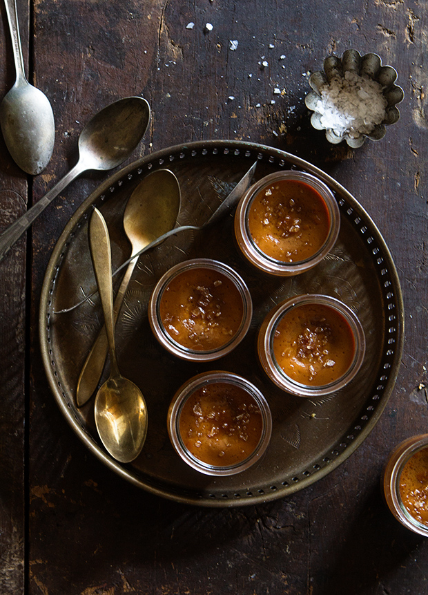 Butterscotch Pot de Creme | Bakers Royale