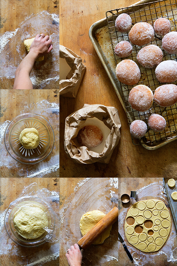 Jelly-Filled Doughnuts | Step 3 of 3 via Bakers Royale