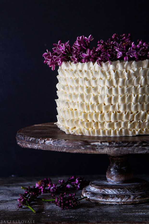 Easy Lemon Cake Recipe