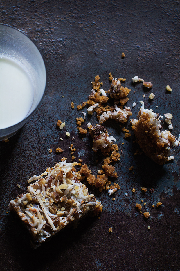 Ultimate Magic Cookie Bars via Bakers Royale