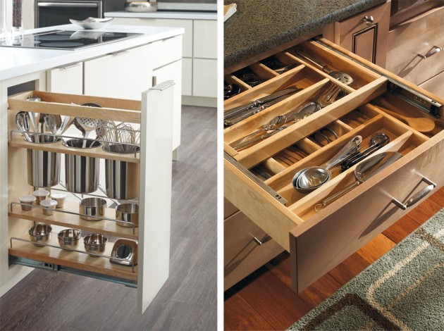 Bon Alright, Now That Iu0027ve Convinced You To Rip Apart Your Kitchen And Get  Organized, Letu0027s Do This Together. MasterBrand Cabinets Works With  Independent ...