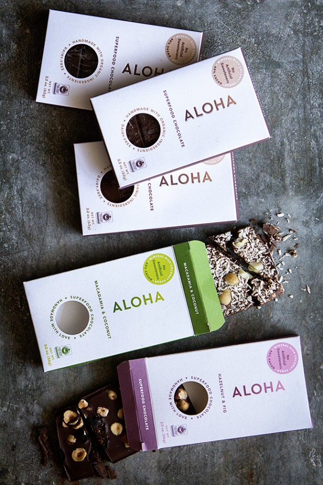 Aloha Superfood Chocolate | Bakers Royale