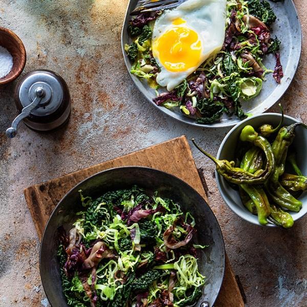 Breakfast Vegetable Hash via Bakers Royale 600x600