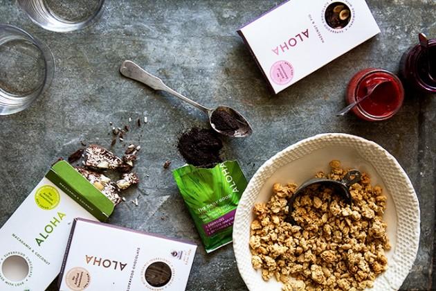 Mixed Berry Parfait_Ingredients