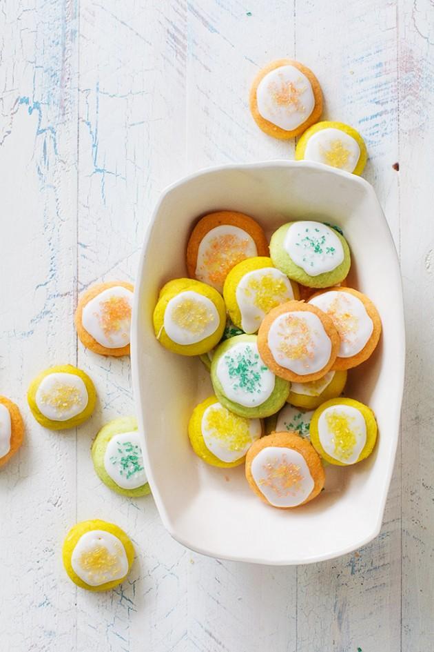 Citrus Meltaways