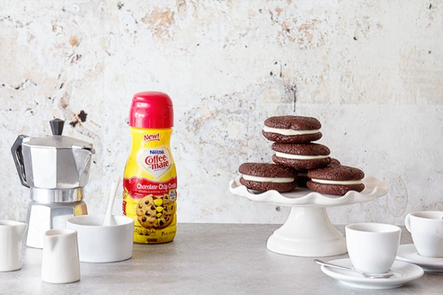 Tuexedo Cookies and Coffee _ Bakers Royale