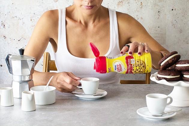 Tuexedo Cookies and Coffee via Bakers Royale