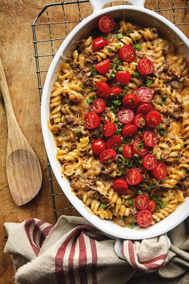 Taco Pasta | Bakers Royale