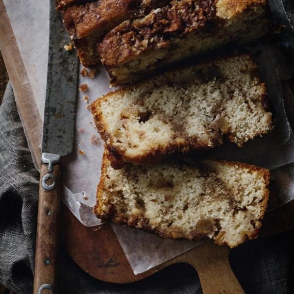 Apple Cinnamon Bread Bakers Royale 600x600