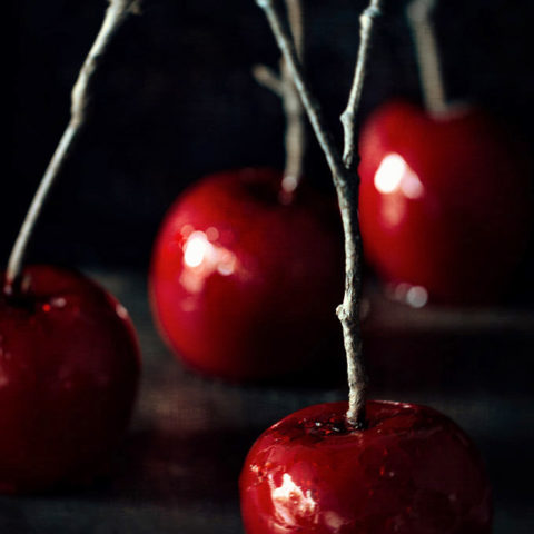 Candy Apples Recipes