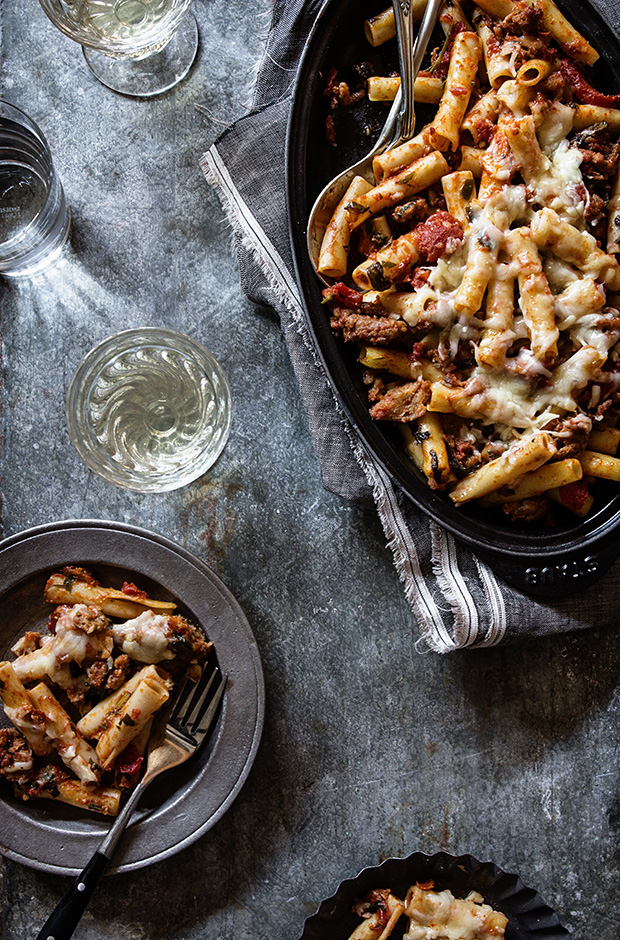 Food & Travel |Baked Ziti, and Cheese Glorious Cheese