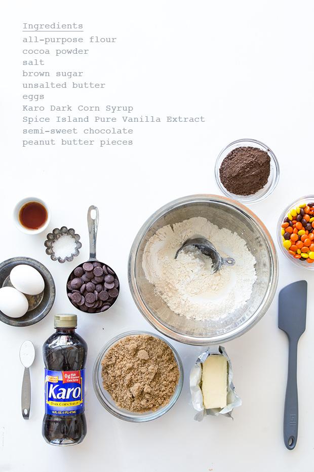 Ingredients_Double Chocolate Monster Cookies   Bakers Royale