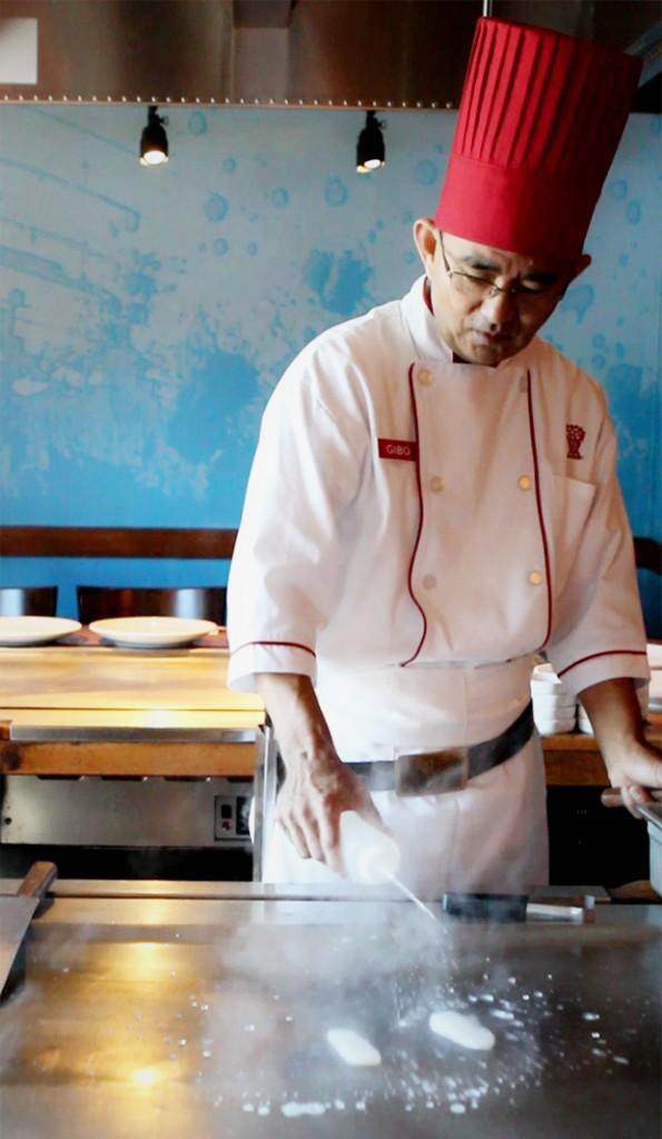 Chef Gibo