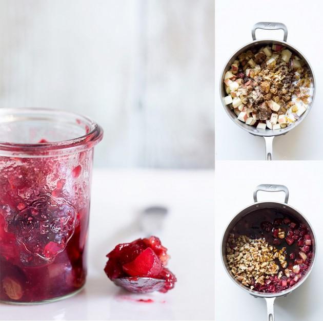 Cranberry Apple Chutney | Step-by-Step | Bakers Royale copy